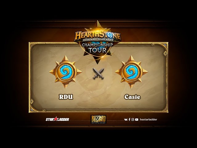 RDU vs Casie | 2017 HCT EU Spring Season Playoffs (21.05.2017)