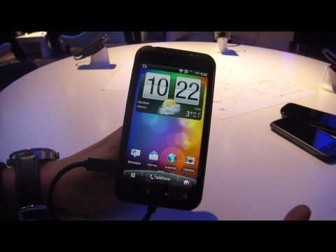 HTC Incredible S: primeras impresiones