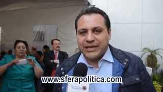 CHRISTIAN BRAVO en Jaltenco PAN si es opción de gobierno