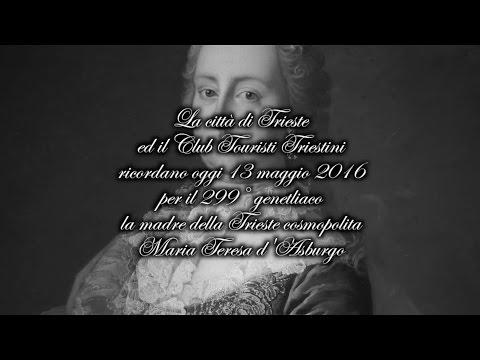 CTT -  299° genetliaco Maria Teresa d'Asburgo