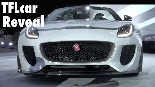 Jaguar F-TYPE Project 7 2015 Videos