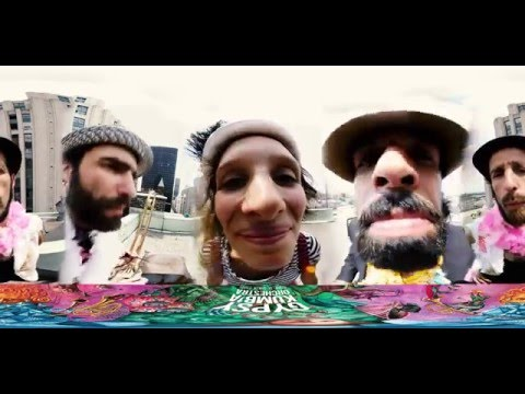 GYPSY KUMBIA ORCHESTRA - Alta Cima (VR 360° music video)