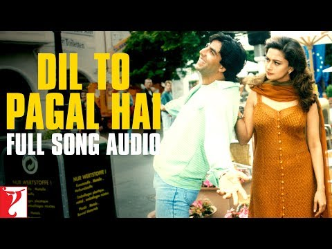 Dil To Pagal Hai - Full Song Audio | Lata Mangeshkar | Udit Narayan | Uttam Singh