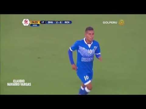 Deportivo Hualgayoc 4 1 Racing Club Gol de Jonnathan Carrillo 07 12 2016