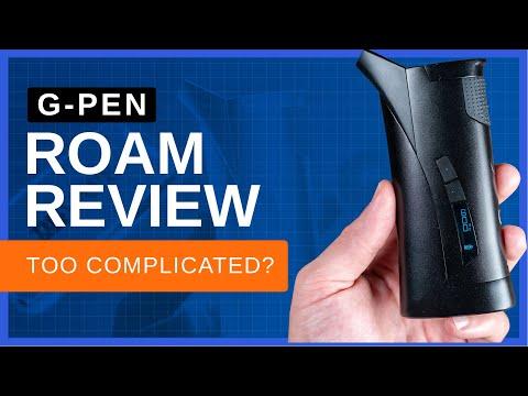 G Pen Roam Review- Best wax vape of 2020?