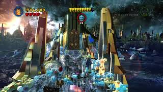 Lego Marvel Superheroes (PS4 Gameplay) Part 8: