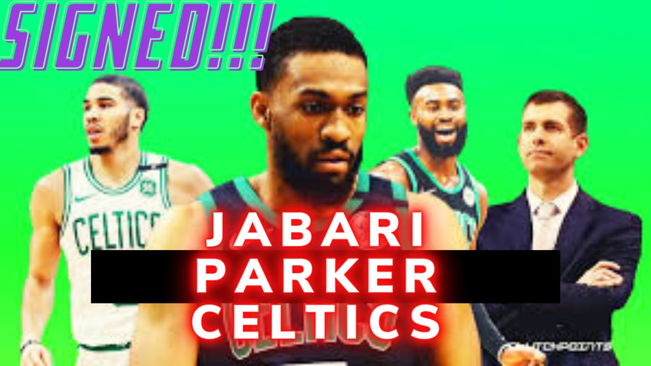 4 things to know about newly acquired Celtics forward Jabari Parker