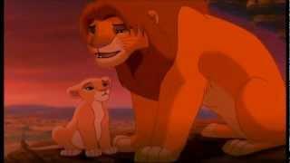 """Le roi lion 2 , nous sommes """"un""""."""