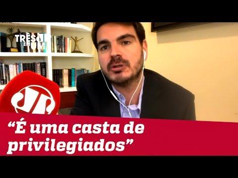 #RodrigoConstantino: Casta política quer se blindar na impunidade