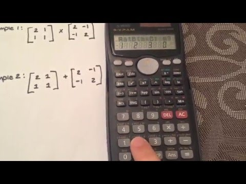 how to find mod in scientific calculator fx 991ms