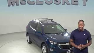 190255 - New, 2019, Chevrolet Equinox, LT, Test Drive, Review, For Sale -