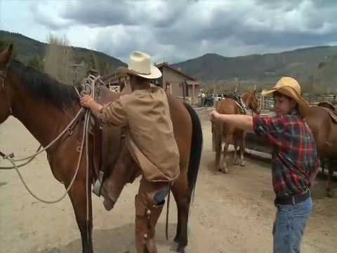 "VBS 2010 Saddle Ridge Ranch (LifeWay) ""Day 1"""