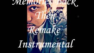 T.I. ft. B.o.B, Kendrick Lamar, & Kris Stephens - Memories Back Then (Instrumental Remake W/Hook)