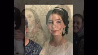 ОченЬ красивая чеченская невеста 2016