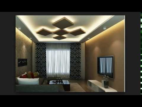 Latest Stunning Unique False Ceiling Designs For Living ...