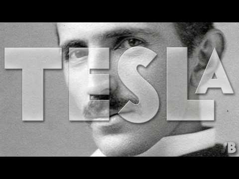 Nikola Tesla - Rare Interview from 1899