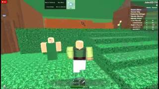 ROBLOX: LOZ: ocarina of time walkthrough part 1-Kokiri Forest