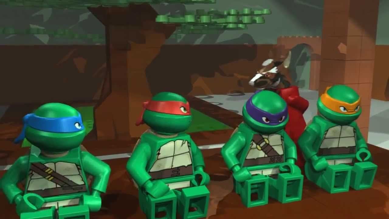 Черепашки ниндзя игра битва со шредером фильм климова и ума турман