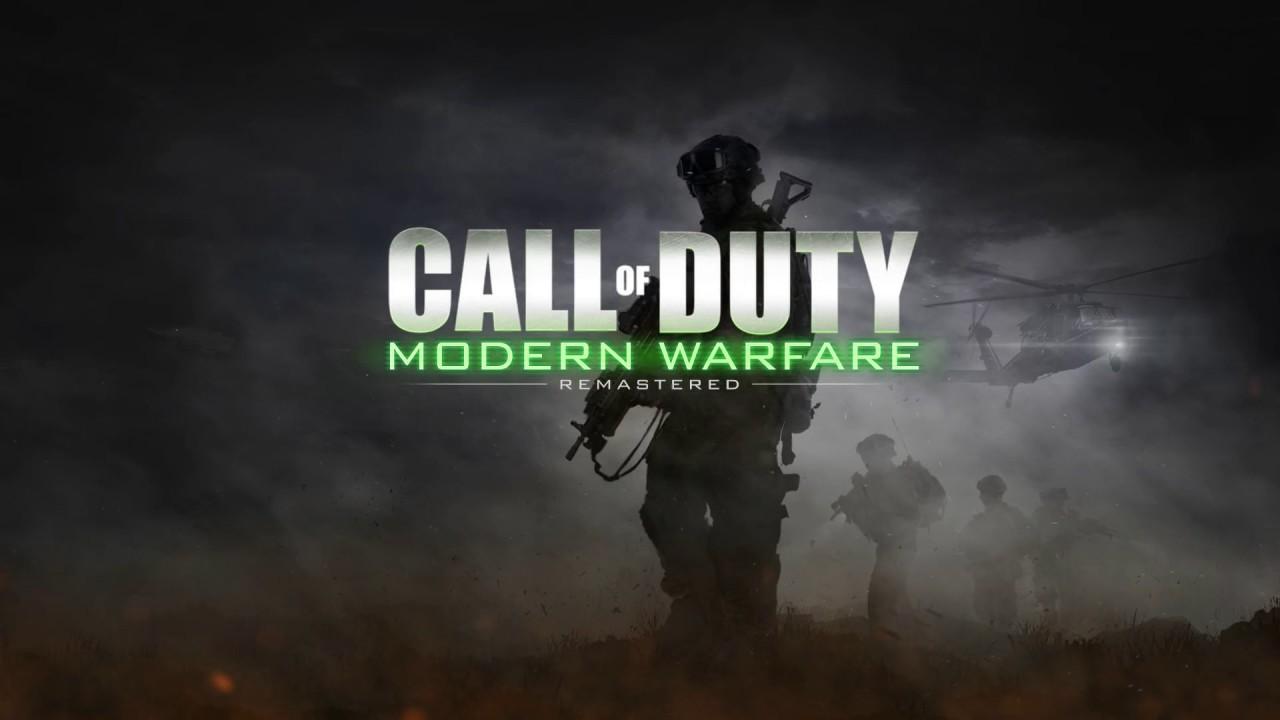 Steam Atölyesi Call Of Duty Modern Warfare Remastered