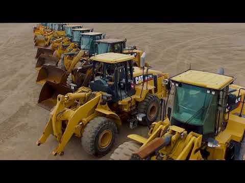 Narita, Japan - July 3, 2018 - Heavy Equipment Auction (Chinese)