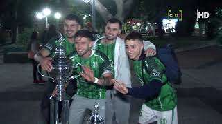 13 Festejos Juventud Campeon 2019