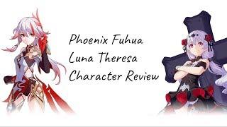 Baixar Phoenix Fuhua/Luna Theresa Character Review