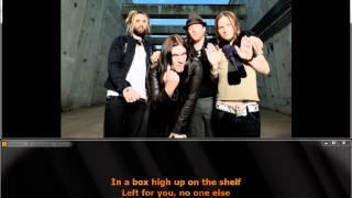 Shinedown- 45 (karaoke)