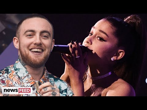 Courtney and KISS in the Morning - Ariana Grande Gets Emotional During Tribute To Mac Miller!