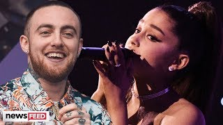 Ariana BREAKS DOWN During Concert While Paying Tribute To Mac Miller!