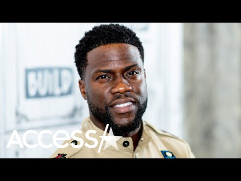 Courtney and KISS in the Morning - Kevin Hart Announces Netflix Docuseries