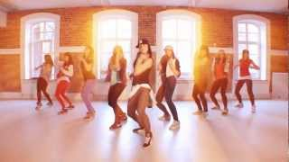 KASIA JUKOWSKA || Laden - Come mek me touch U, dancehall choreography