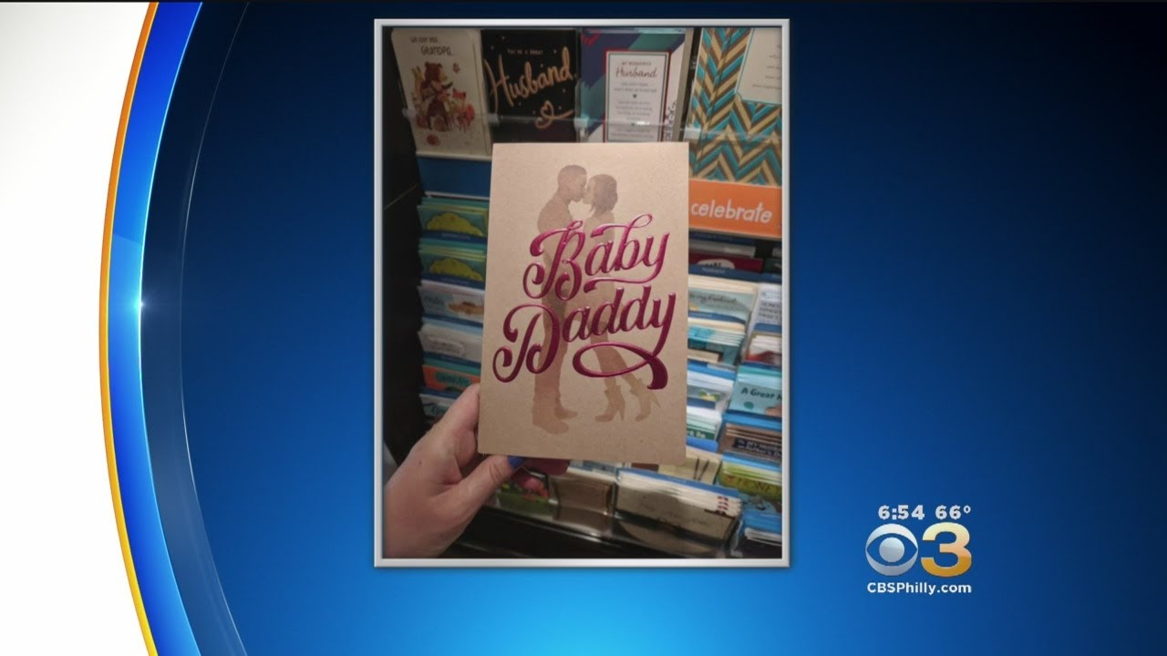 Target pulls baby daddy greeting card from stores after customer target pulls baby daddy greeting card from stores after customer complaints m4hsunfo