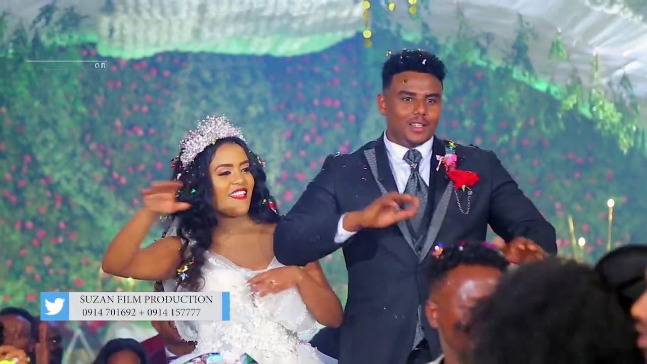 Amayzing Ethiopian Tigrigna  Wedding Cake Program
