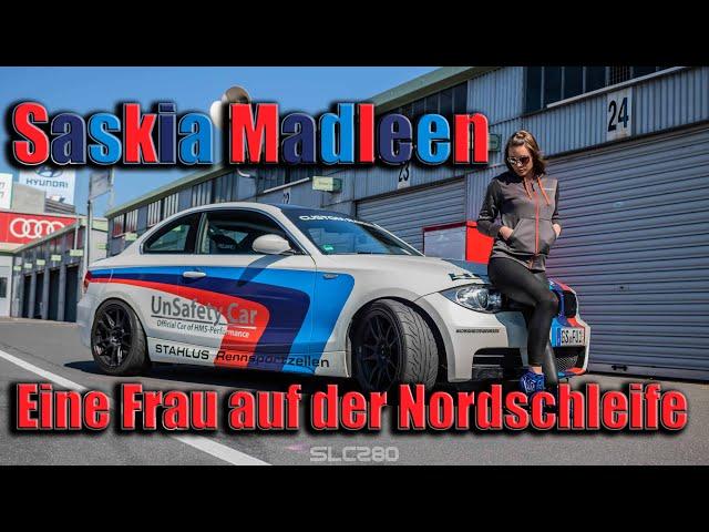 Saskia Madleen Thiel - Eine Frau auf der Nordschleife   Interview und Mitfahrt