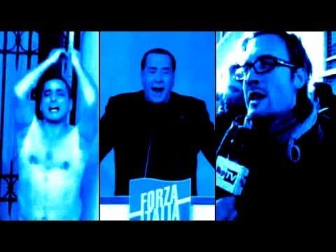 Berlusconi tsunami : sarò come Grillo e Renzi