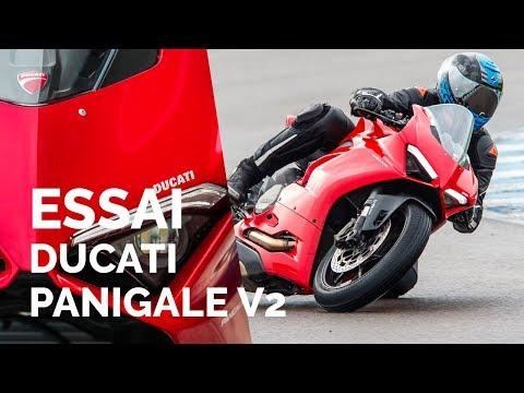Essai Ducati Panigale V2 (2020)