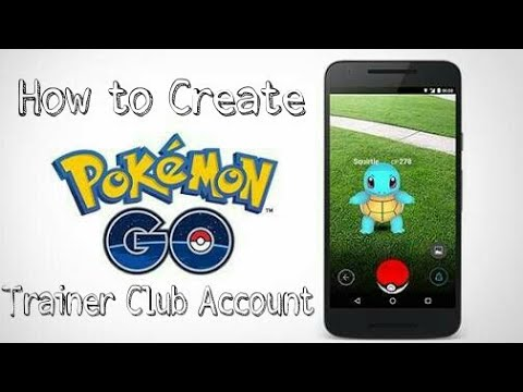 How To Create Pokemon Go Trainer Club Account | It's Aravind | Pokemon Go#1