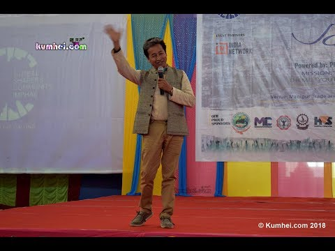 Key Note by Sonam Wangchuk | Imphal Jamboree 2018