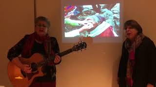 'Eyes for Africa' performed by DixieCHOOKS 11/6/18