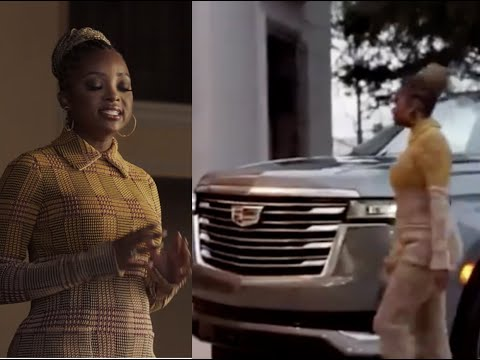 Cadillac GM & Tamika Mallory under FIRE for controversial commercial - Vicki Dillard