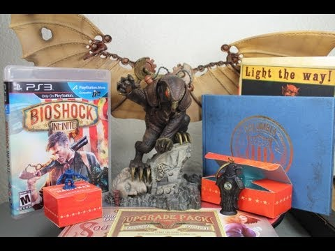 Bioshock Infinite Ultimate Songbird Edition For PS3 Video Game Review