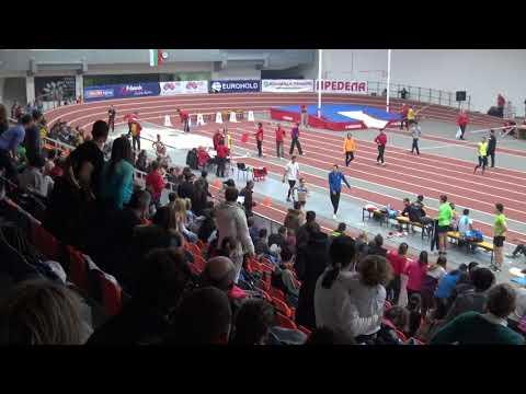 400m Final Women, National Championship U20, Bulgaria 2018