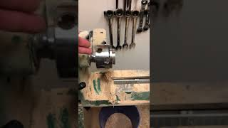 Harbor Freight Lathe 34706 review