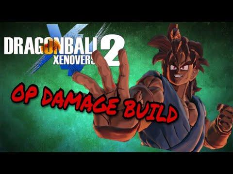 Dragon ball xenoverse 2 - The Most Broken Build On Xenoverse!!!!!!