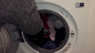 aeg lavamat l87405fl 10kg washing machine review