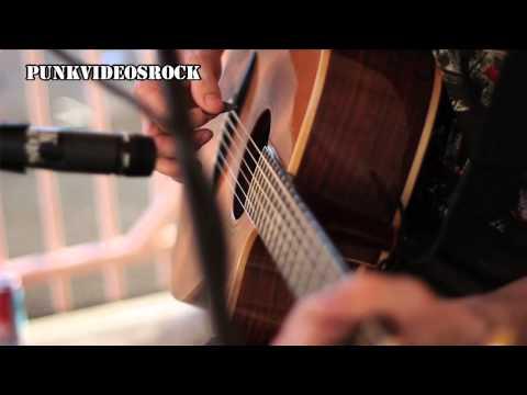 Justin Sane (Anti-Flag) - For Pat (acoustic)
