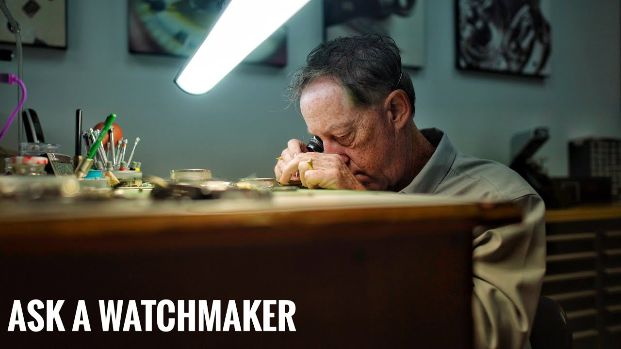 Watchmaker Reveals His Favorite Watch, Importance of In-House Calibers \u0026 Advice For New Collectors