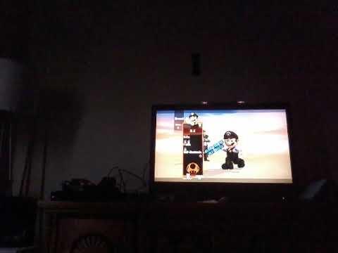 Super Smash Bros Brawl XZ(Mario) Vs. Tailz (Marth) Wii Winners Finals