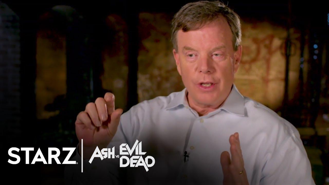 Download Ash vs Evil Dead | Inside the World of Ash vs Evil Dead | Season 3, Episode 7 | STARZ