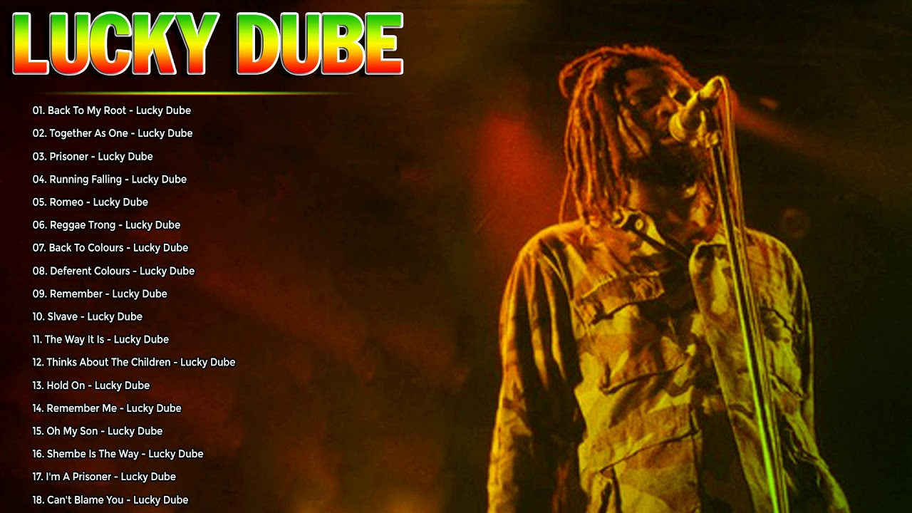 Download Lucky Dube Best of Greatest Hits Remembering Lucky Dube Mix By Djeasy